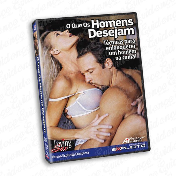 Dvd O que os Homens Desejam
