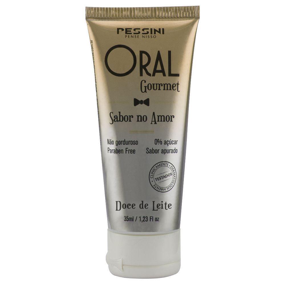 Gel Sexo Oral Quente Oral Gourmet Doce de Leite