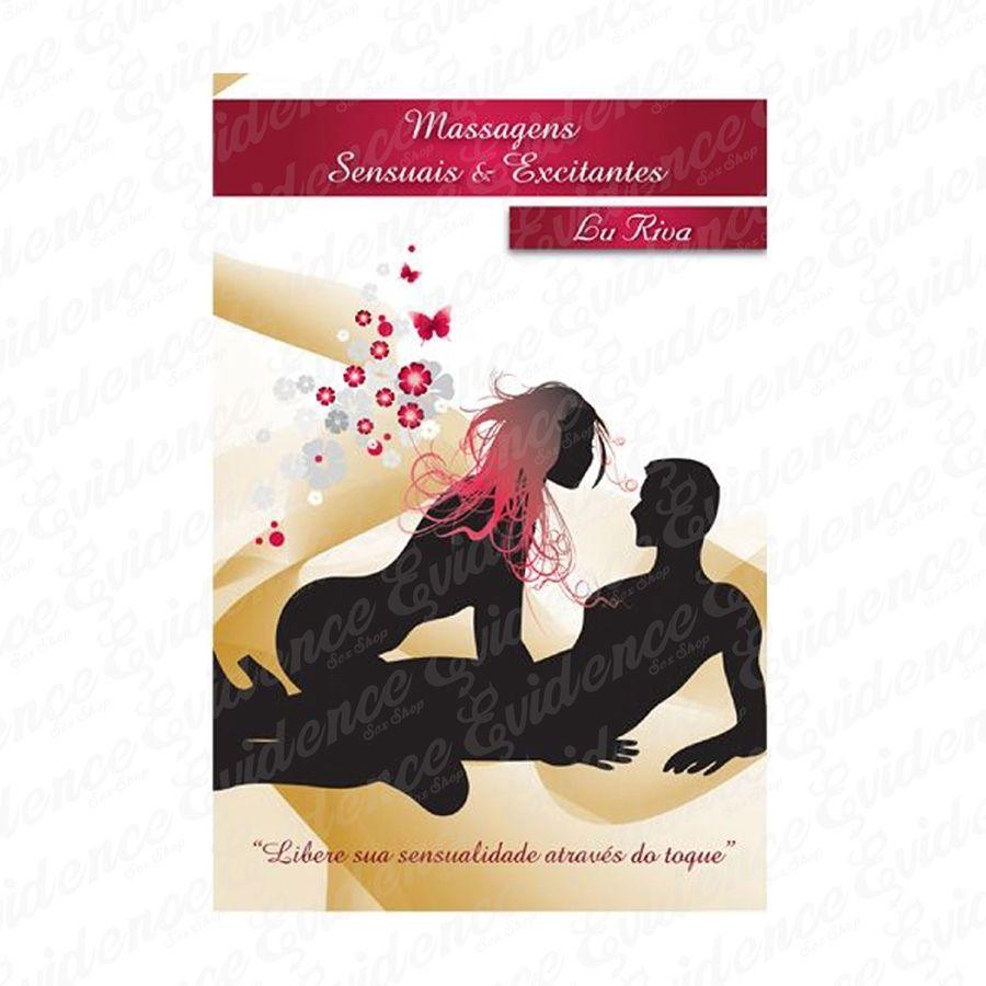 Livro Lições Práticas para Massagens Sensuais e Excitantes