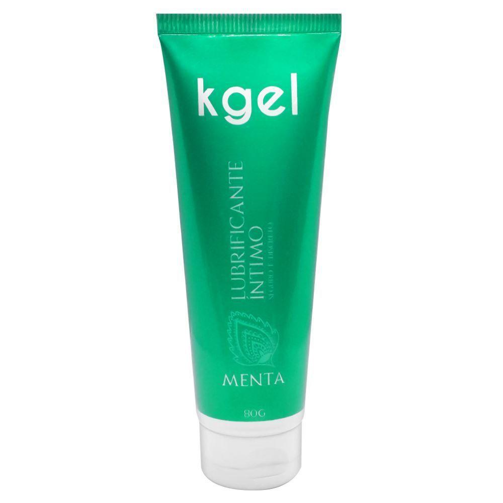 Lubrificante Íntimo Kgel Aroma Menta 80 g