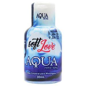 Lubrificante Siliconado Aqua Extra Luby 30ml