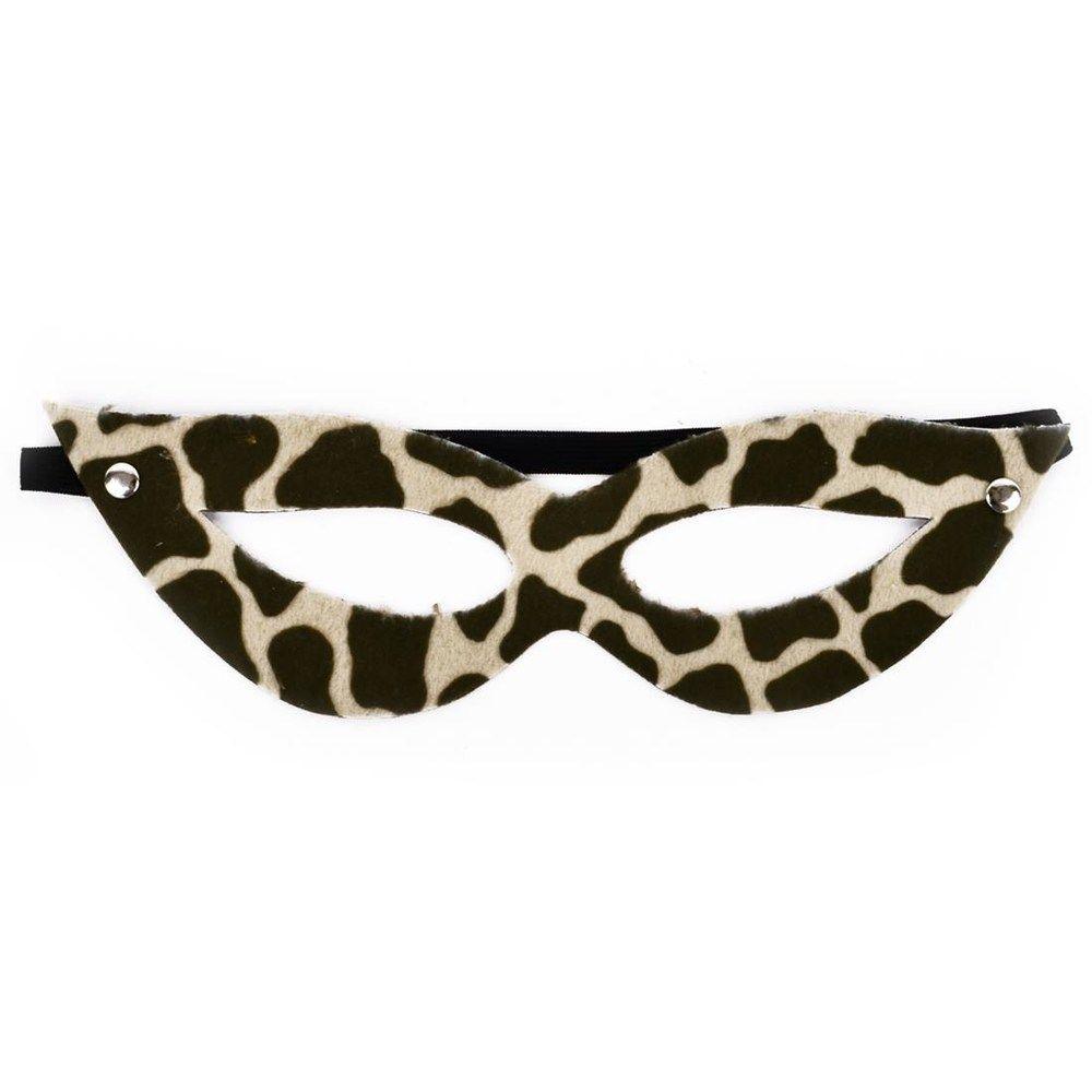 Máscara Tiazinha Girafa