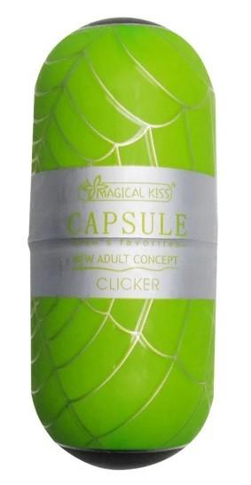 Masturbador Egg  Cápsula Men´s  Clicker