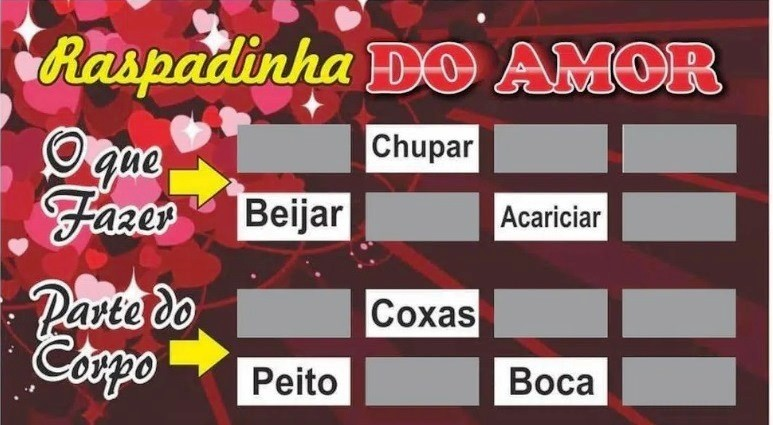 Raspadinha Do Amor