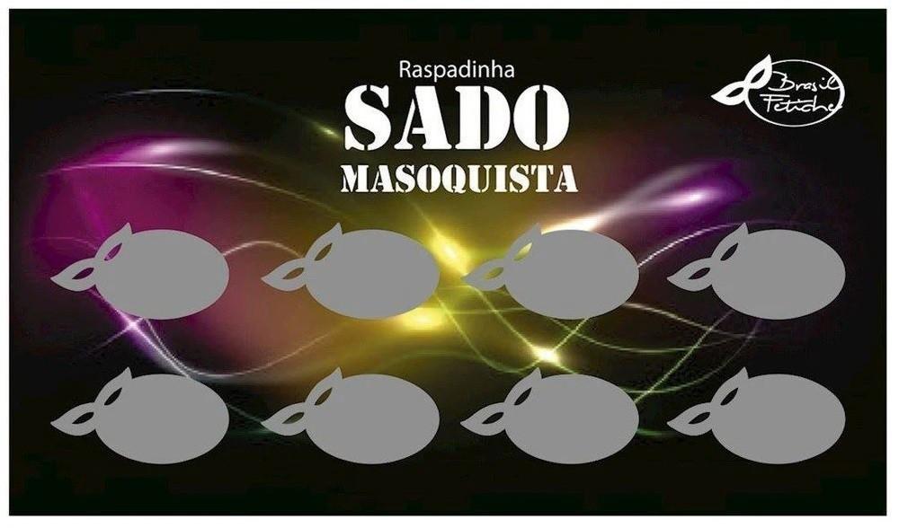 Raspadinha Sado Masoquista