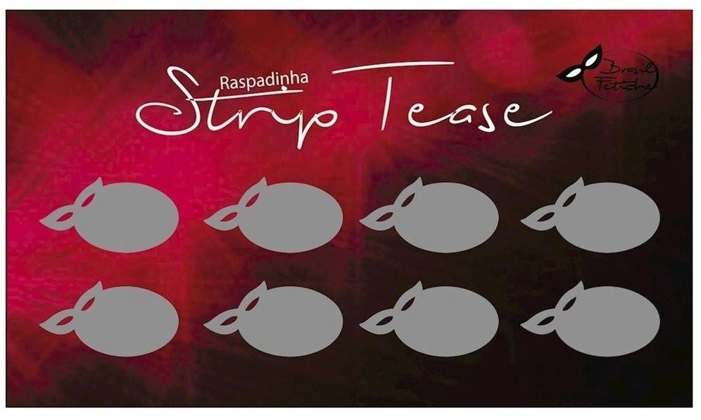 Raspadinha Strip Tease