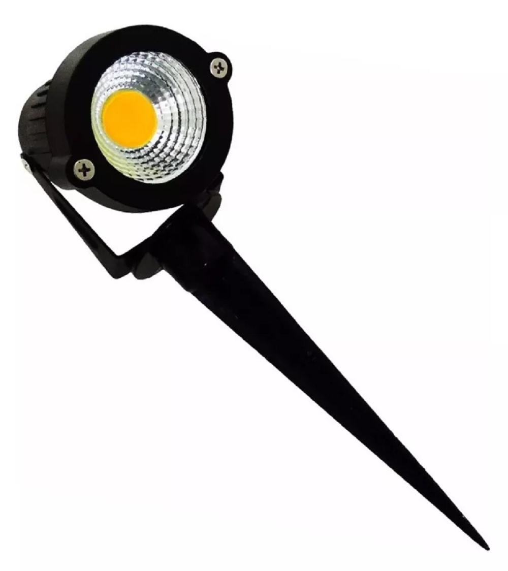 Espeto LED para Jardim 5w Bivolt - 3000k