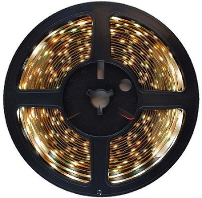Fita LED 5050 Branco Quente 3000k