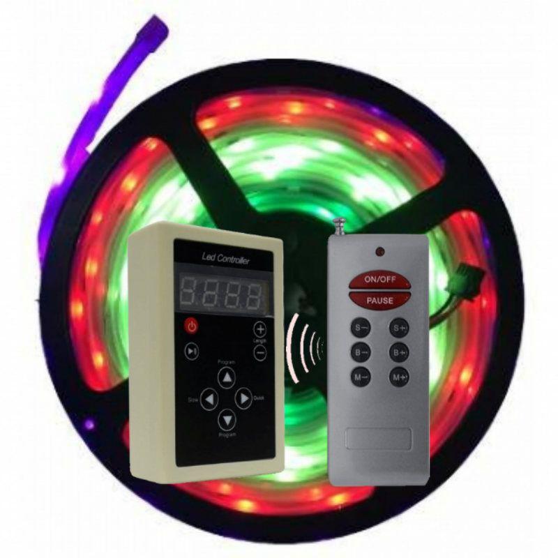 Fita LED 6803 RGB 133 Efeitos