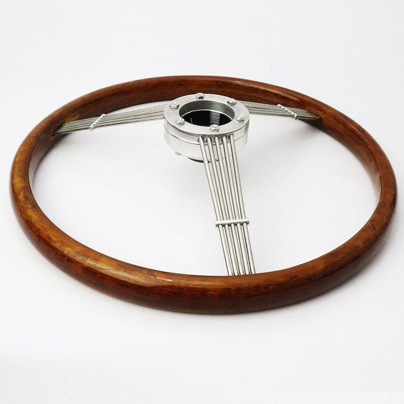 Volante Rosseti Banjo 356 Madeira 385mm