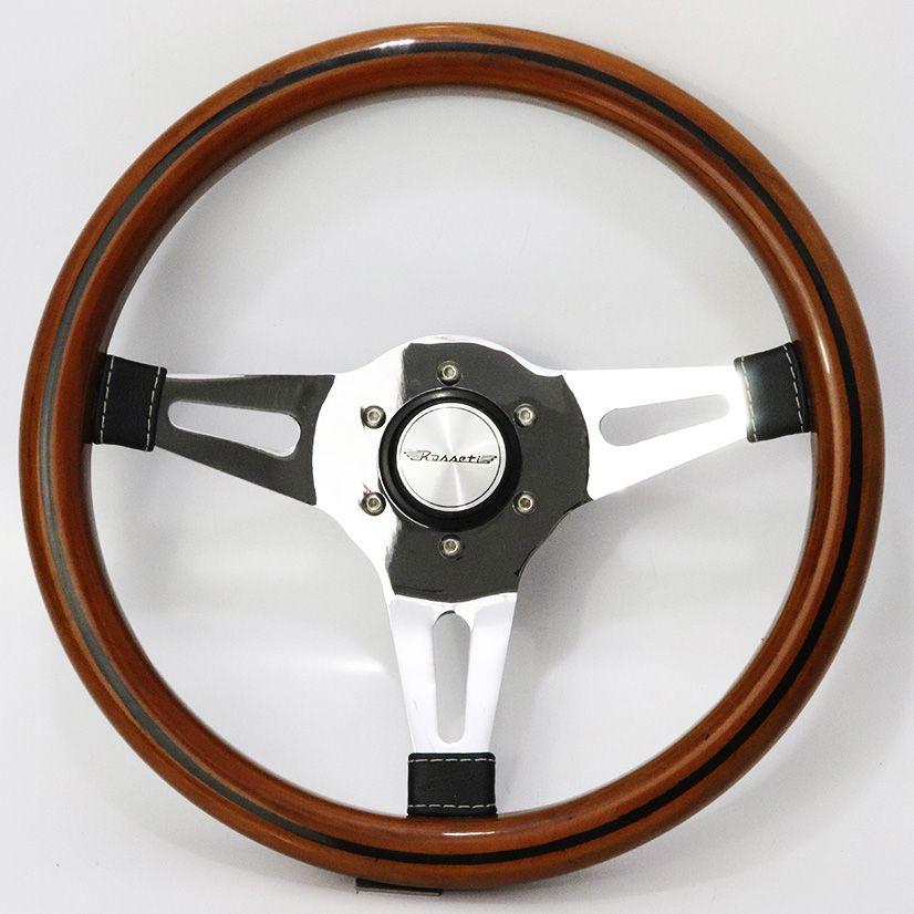 Volante Rosseti Classic Madeira