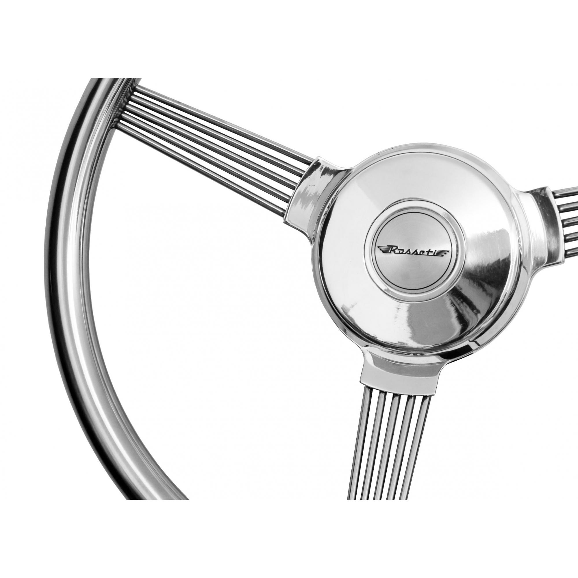 Volante Rosseti Banjo Inox