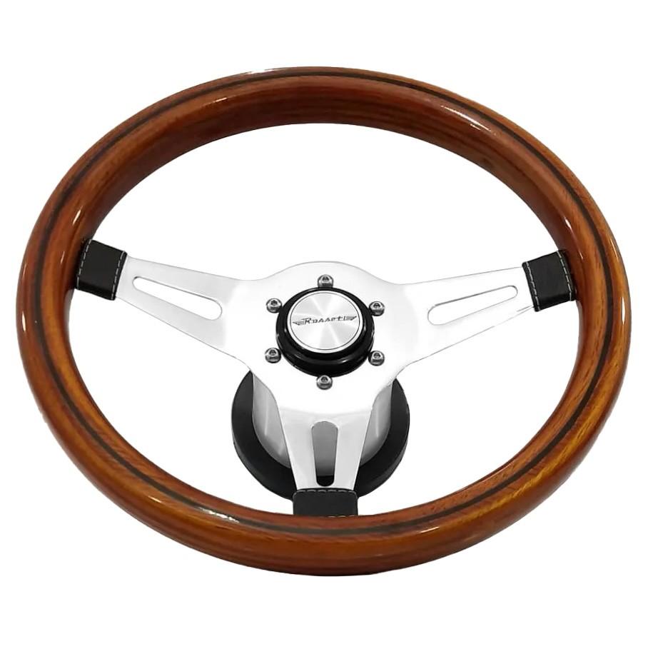 Volante Rosseti Mini Classic Madeira