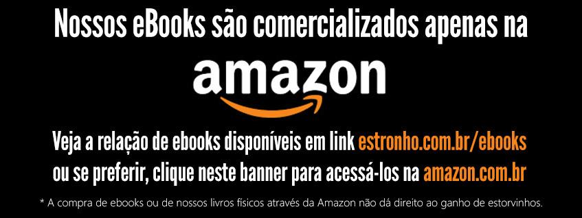 Veja nossos títulos em ebook na Amazon.com.br