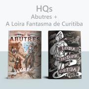 Combo Abutres + A Loira Fantasma de Curitiba