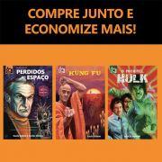 Combo: Perdidos no Espaço + Kung Fu + O Incrível Hulk