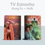 Combo Kung Fu + Hulk