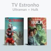 Combo Ultraman + Hulk