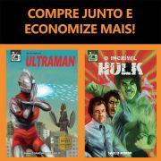 Combo: Ultraman + O Incrível Hulk