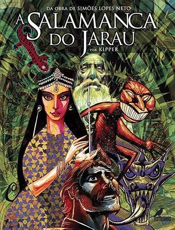 A Salamanca do Jarau  - Loja da Editora Estronho