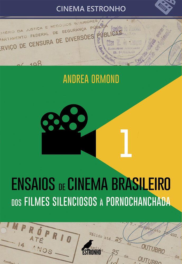 Combo Cinema Brasileiro  - Loja da Editora Estronho