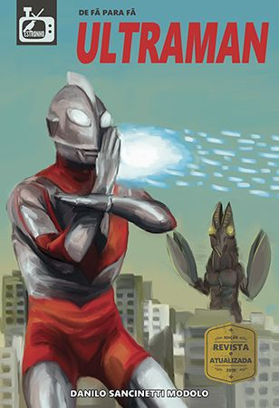 Combo Ultraman + Hulk  - Loja da Editora Estronho