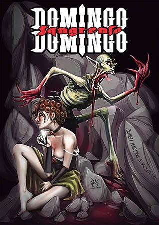 Domingo, Sangrento Domingo  - Loja da Editora Estronho
