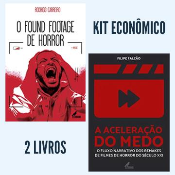 Kit Horror no Cinema I  - Loja da Editora Estronho
