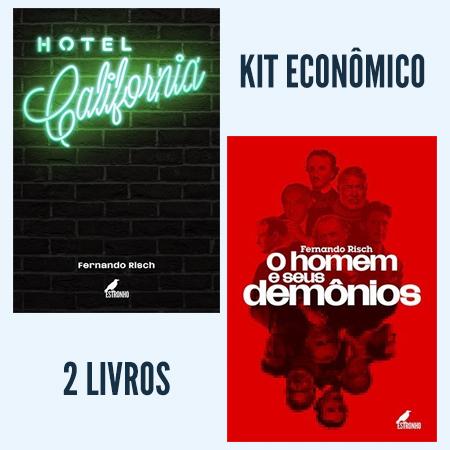 Kit Fernando Risch I  - Loja da Editora Estronho
