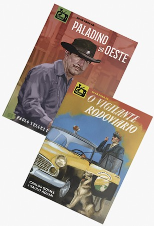 Kit Vigilante + Paladino  - Loja da Editora Estronho