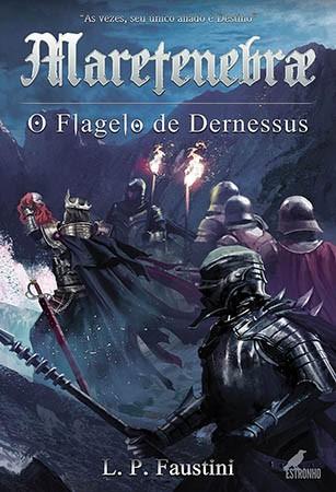 Maretenebrae: O Flagelo de Dernessus  - Loja da Editora Estronho