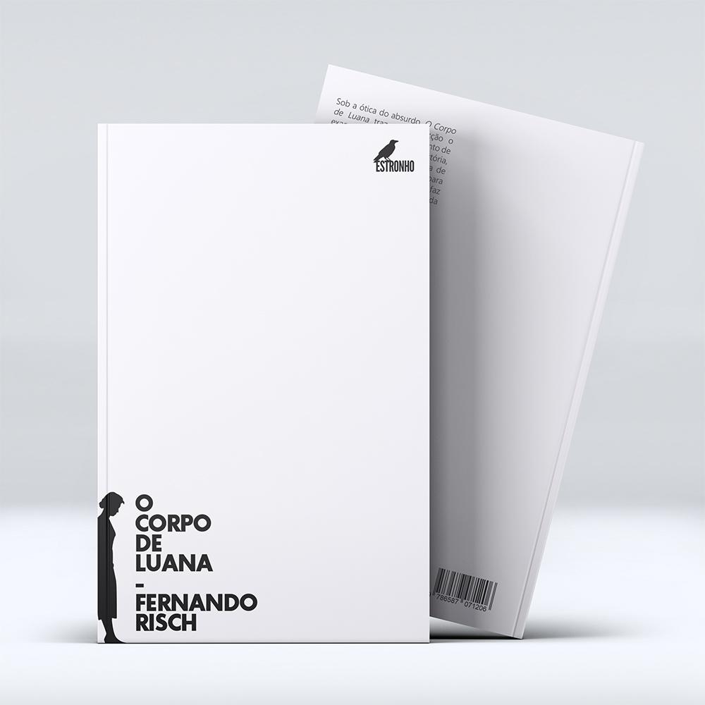 O Corpo de Luana  - Loja da Editora Estronho