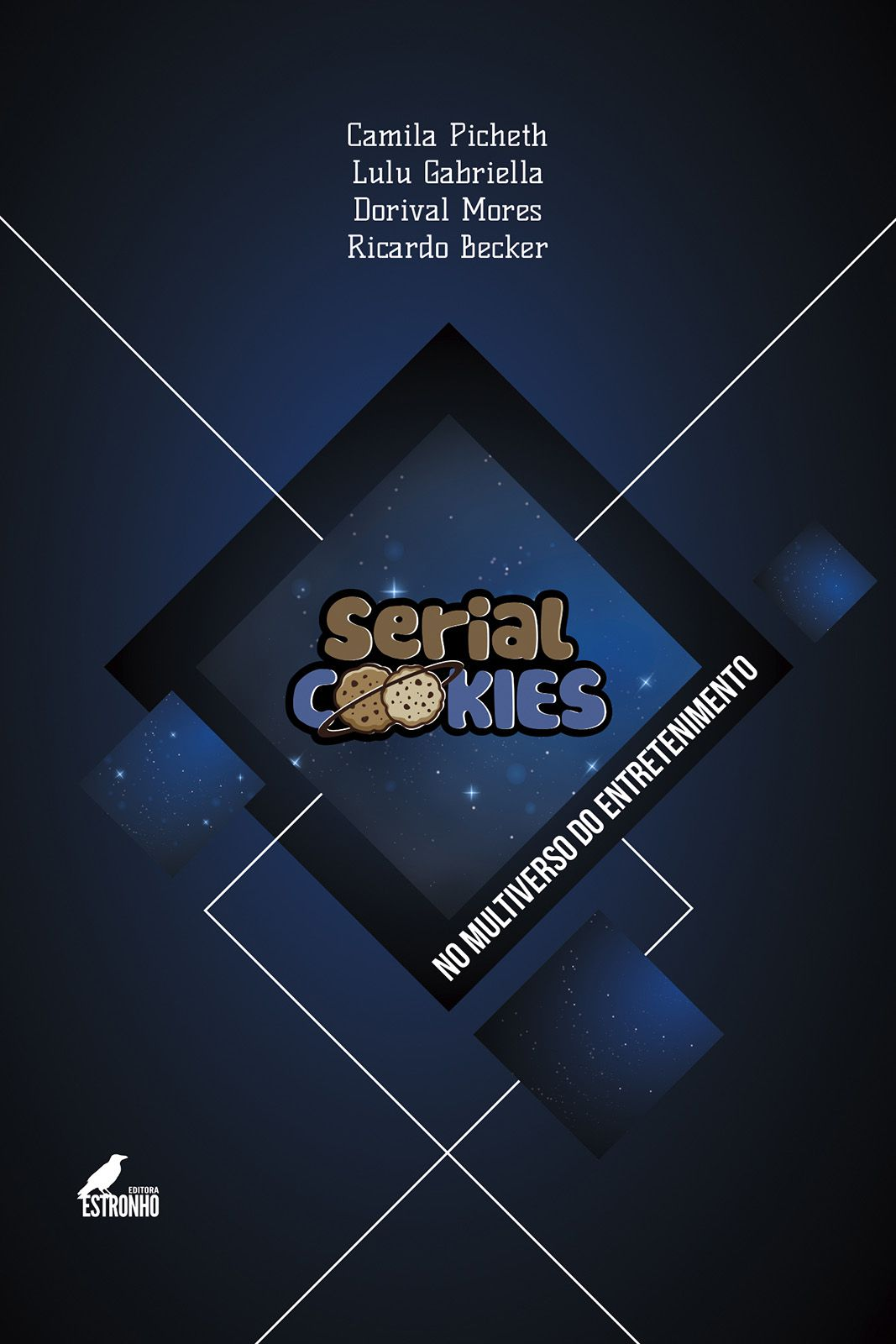 Serial Cookies no Multiverso do Entretenimento  - Loja da Editora Estronho