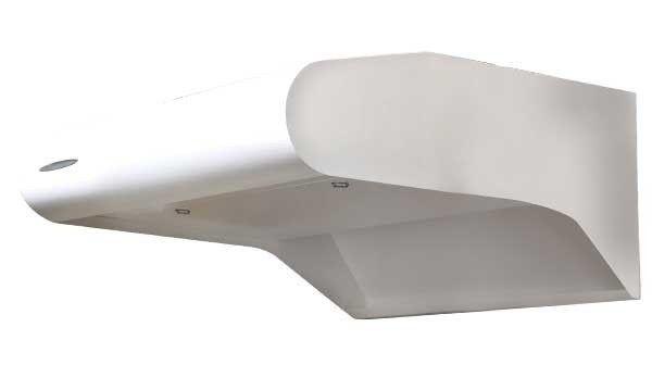 Coifa Arwek Depurador Eletrostática Branca 600