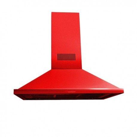 Coifa Arwek Eletrostática Arcádia Color 700 Vermelha