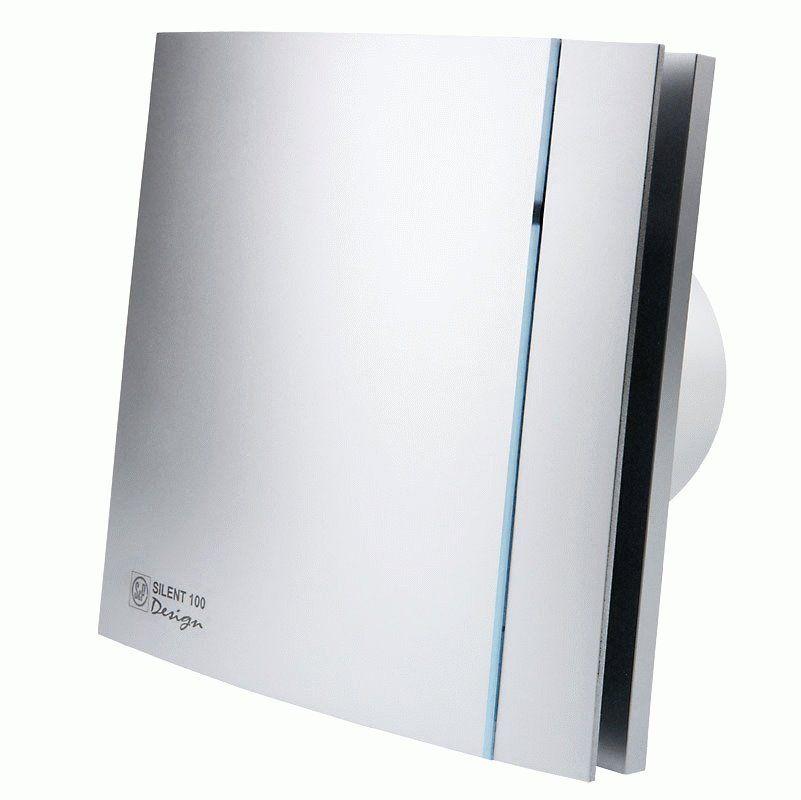 Exaustor Banheiro S&P Silent 100 Design - 127V