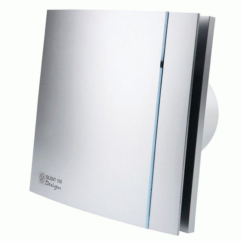 Exaustor Banheiro S&P Silent 100 Design - 220V