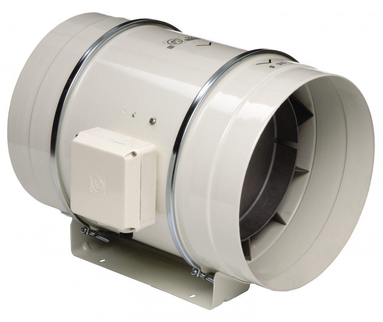 Exaustor p/ Conduto S&P TD-1300/250 MIXVENT 220 V