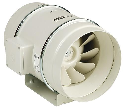 Exaustor p/ Conduto S&P TD-350/125 -127 V