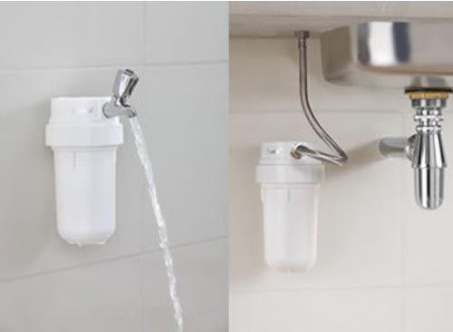 Filtro de Água Aqualar Ap 200 Branco