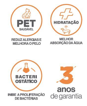 Purificador de Água Pure 9 Pet