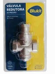 Válvula Redutora De Pressão 3/4 Alta Qualidade Blukit