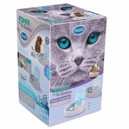 Fonte Automática para Gatos 4 Litros