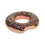 Boia Colchão Inflável Gigante P/ Piscina Donut Mor