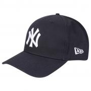 Boné New Era Aba Curva Ajustável Mlb New York Yankees Basic