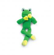Brinquedo De Pelúcia Sapo Para Cães Cachorro - Chalesco