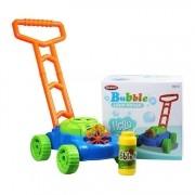 Brinquedo Infantil Carrinho Andador Solta Bolhas De Sabão