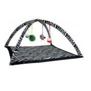 Brinquedo Tenda Para Gato - Zebra - Chalesco