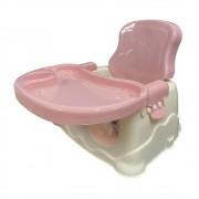 Cadeira Alimentação Bebê Booster Infantil Papinha Bandeja