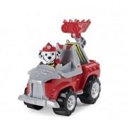 Carrinho e Boneco Dino Rescue Carro Temático Patrulha Canina Marshall - Sunny